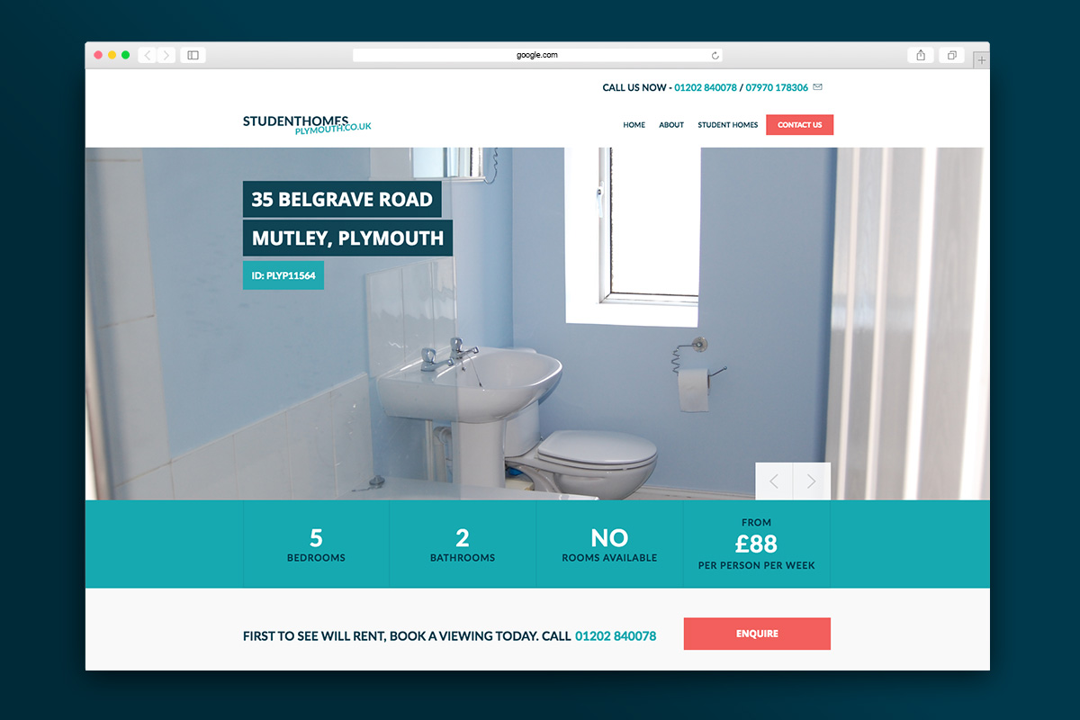 student-homes-plymouth-browser