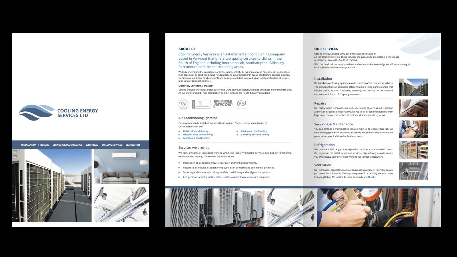 Cooling Brochure
