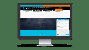MVS pop-up chat