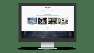 MVS Audio visual website