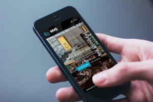MVS Audio Visual mobile responsive