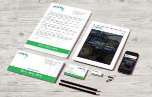 Avon Material Supplies graphic design suite