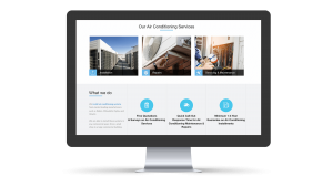 Cooling Energy Services website
