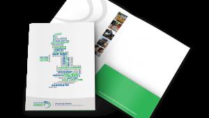 Avon Material Supplies A4 Brochure design