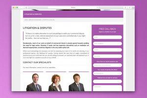 Humphries Kirk website