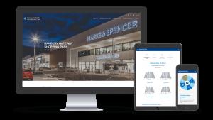 Composite Profiles desktop, tablet & mobile example