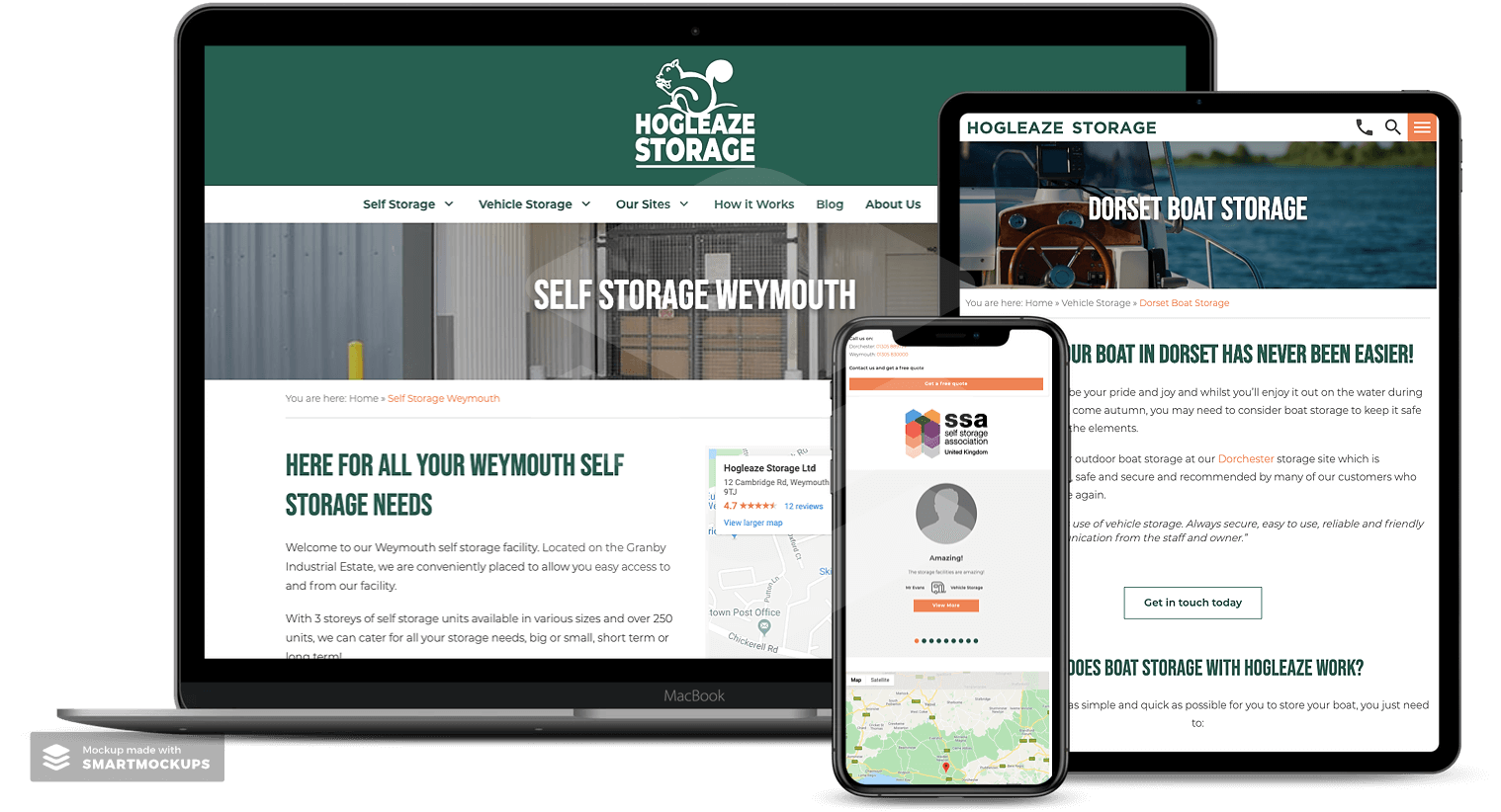 Hogleaze Storage | Marketing Case Studies | CW Marketing