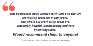 AMS | Marketing Case Studies | CW Marketing