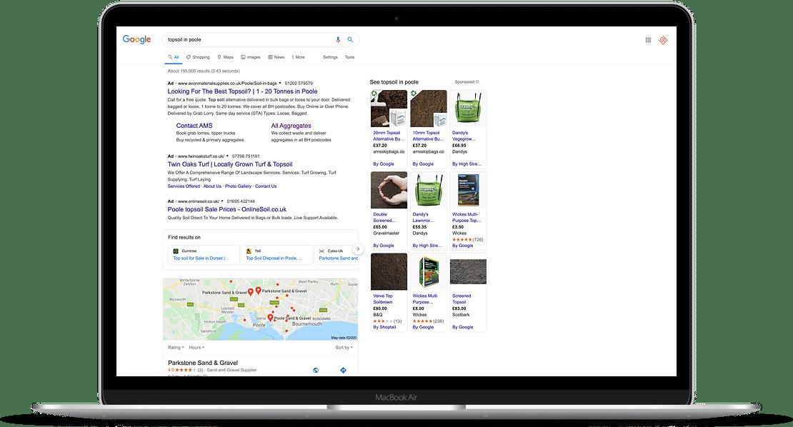 Google Ads PPC management service