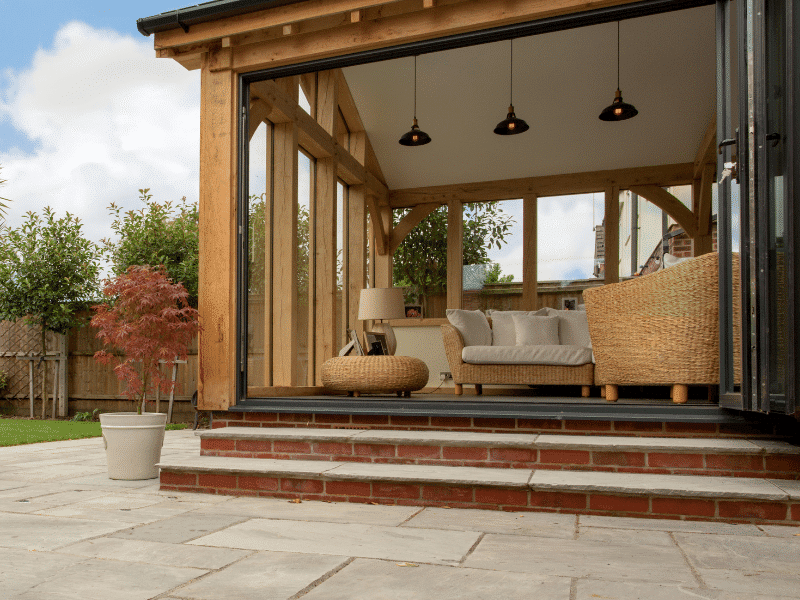 Design in Oak website design Dorset case study