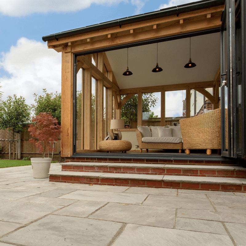 Design in Oak website design Dorset case study